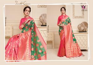 Yadu Nandan Fashion Samayak 29447