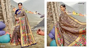 Lifestyle Saree Shivalika 60905