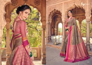 LT Fabrics Latika 3047
