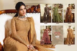 Glossy Simar Amyra Vibha 4050-4054
