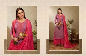Kessi Fabrics Ramaiya Alfaaz 10058