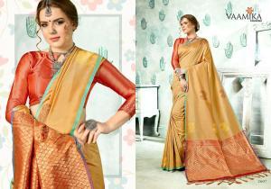 Vaamika Fashions Parnica Silk 2607