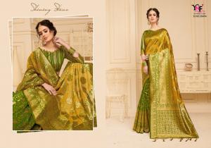 Yadu Nandan Fashion Samayak 29454