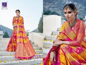 Shangrila Saree Nithya Silk 5583