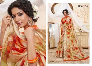 Lifestyle Saree Pravina 60249