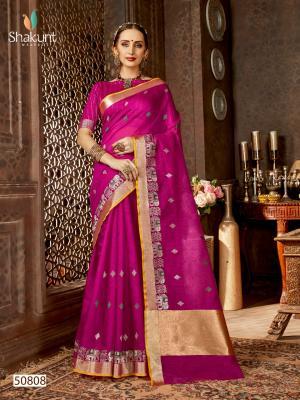 Shakunt Saree Shobha 50808
