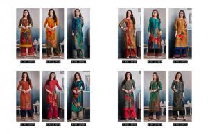 Kajree Fashion Kalaroop Chambor 10061-10072 Price - 8700