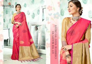 Vaamika Fashions Parnica Silk 2601