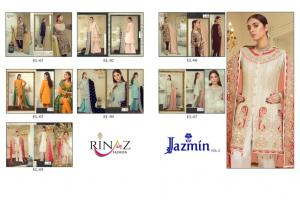 Rinaz Fashion Jazmin EL-01-EL-07