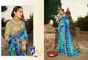 Kessi Fabrics Bandhej 1035