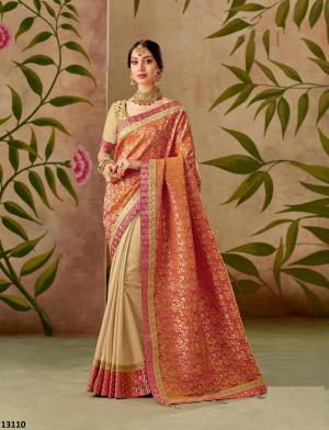 Mahotsav Saree Rajrani 13110