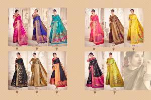 Raj Sanskar Maharani Silk 301-311