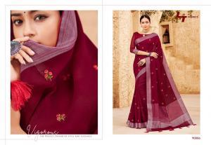 Lt Fabrics Nitya Kashmiri Silk 90006