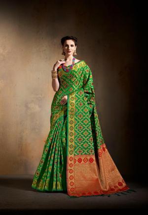 Shangrila Saree Saanvi Silk 5434