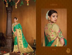 Kimora Fashion Sunehri 1108