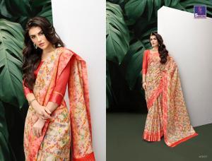 Shangrila Saree Rayesha Cotton 4901