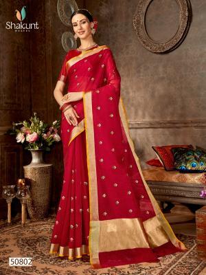 Shakunt Saree Shobha 50802
