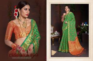 Style Instant Mannat Silk 1316