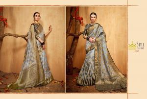 Style Instant Banarasi Silk 1262