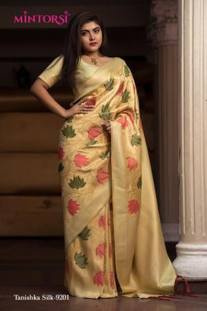 Mintorsi Tanishka Silk 9201