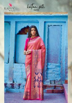 Rajtex Saree Katan Silk 76010