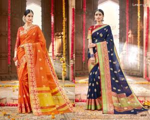 Lifestyle Saree Kavita 54583-54584