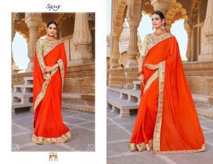 Saroj Saree Star Light 63011