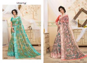 Lifestyle Saree Pravina 60244-60245
