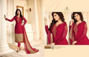 Aarav Trendz Silky Premium 172