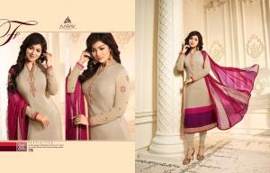 Aarav Trendz Silky Premium 176
