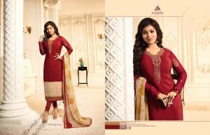 Aarav Trendz Silky Premium 177