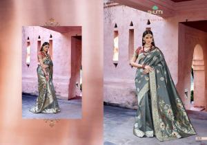 Bhumi Fashion Liza Silk 905