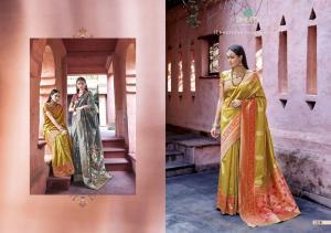 Bhumi Fashion Liza Silk 906
