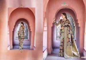 Bhumi Fashion Liza Silk 907