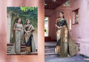 Bhumi Fashion Liza Silk 908