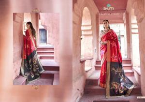 Bhumi Fashion Liza Silk 910