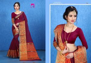 Dwarkanath Silk Mils Bindiya 206