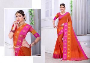Dwarkanath Silk Mils Pallavi 5003