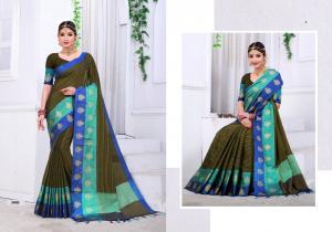 Dwarkanath Silk Mils Pallavi 5005