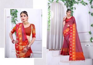 Dwarkanath Silk Mils Pallavi 5006