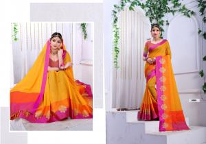 Dwarkanath Silk Mils Pallavi 5008