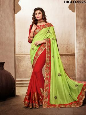 Hitansh Fashion Gloria 9225