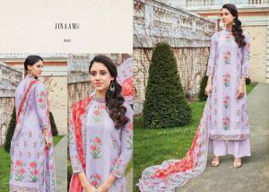 Jinaam Dress Mughal Motifs 8282