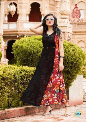 Kajal Style Fashion Bloosom 3004