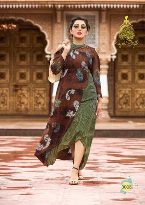Kajal Style Fashion Bloosom 3008