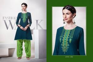Kajree Fashion Mandonna 606