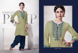 Kajree Fashion Mandonna 607