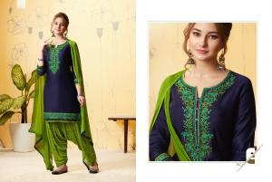 Kajree Fashion Of Patiyala 682