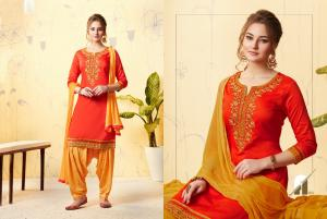 Kajree Fashion Of Patiyala 684