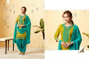 Kajree Fashion Of Patiyala 685